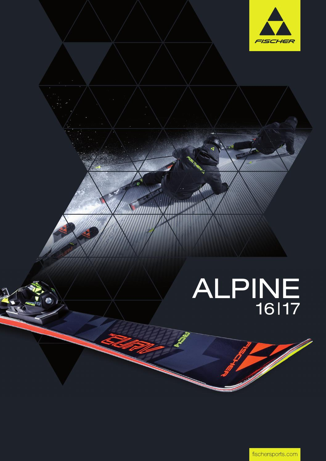 Workbook ALPINE 16|17 – Deutsch by Fischer Sports GmbH - issuu