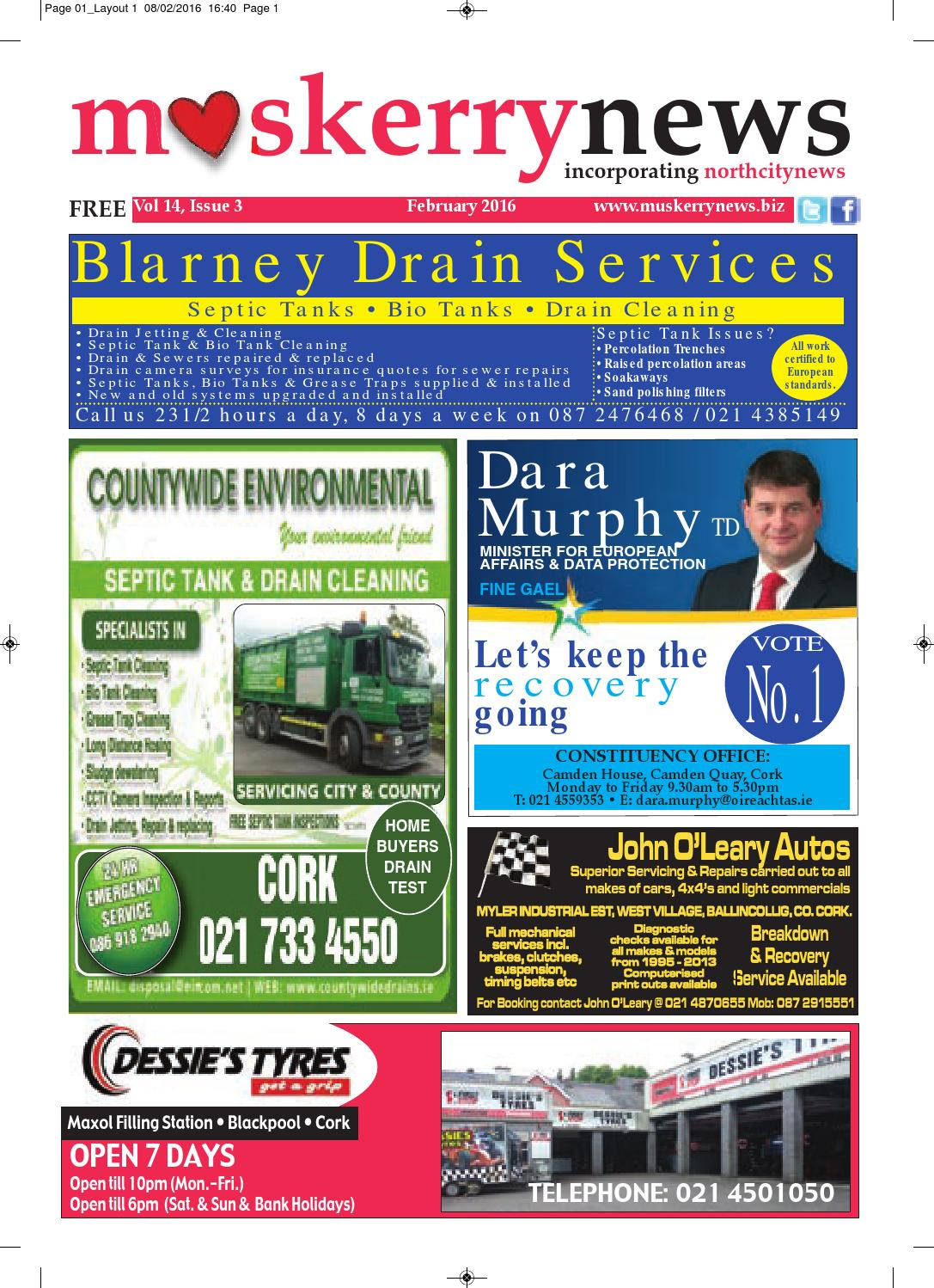 Muskerry News Feb 2016 Web By Muskerry News Issuu