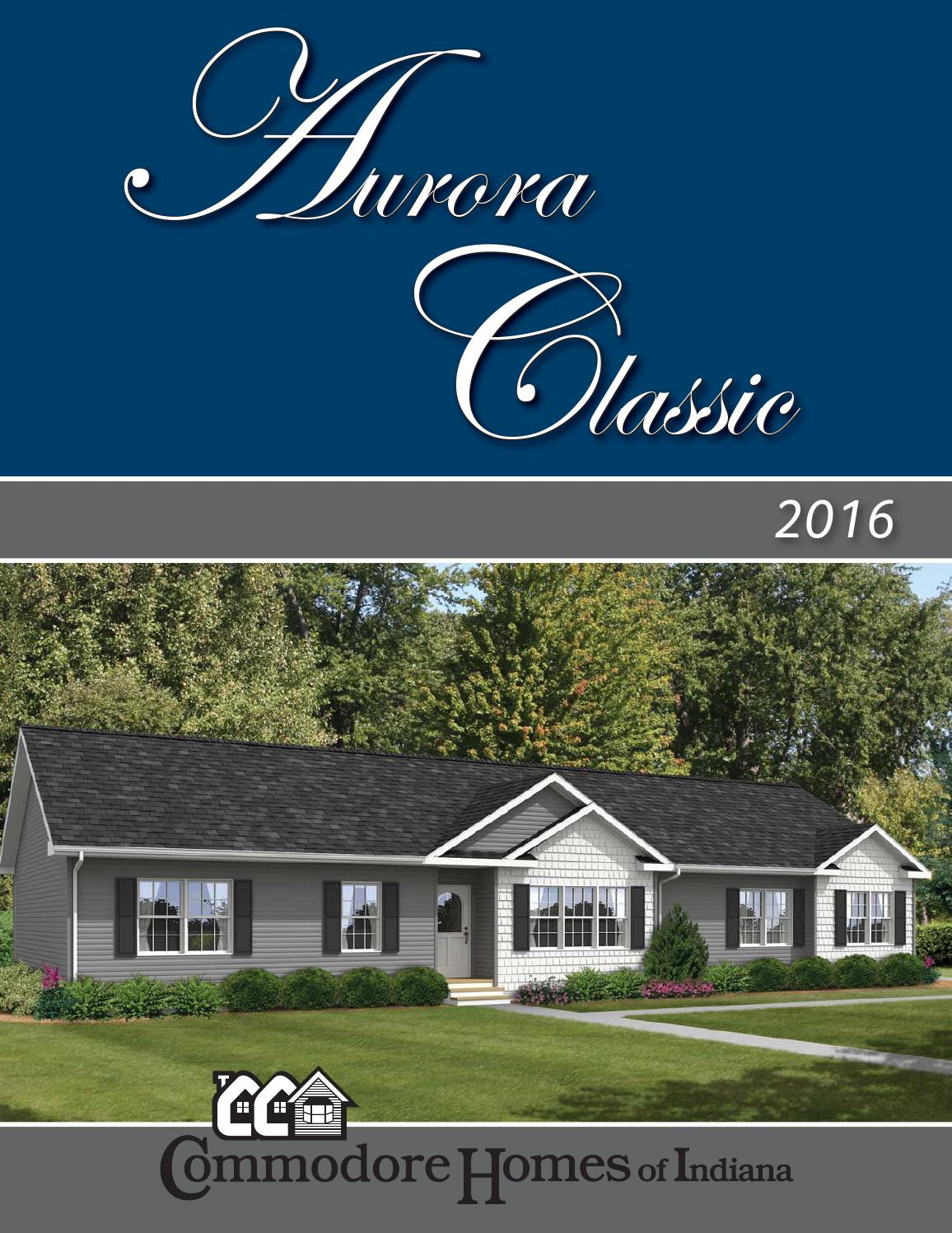 Aurora Classic Modular 2016 W Links By The Commodore