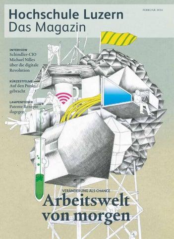 Magazin 01/16 by Hochschule Luzern - issuu