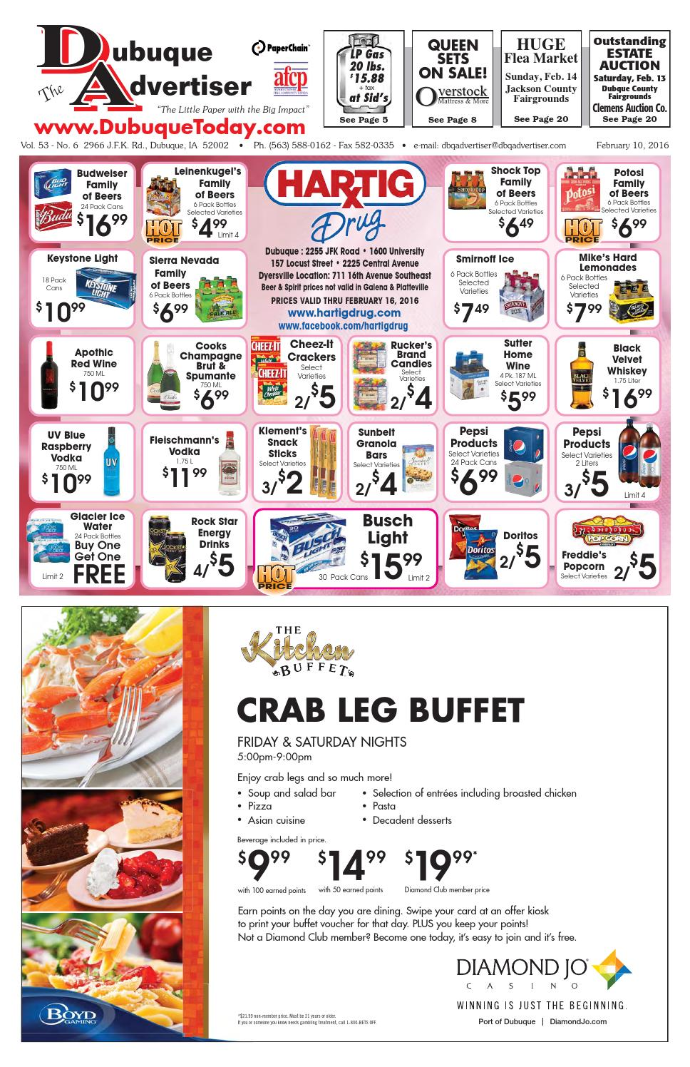 2519f56b600 The Dubuque Advertiser February 10