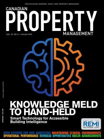 Canadian Property Management | January 2016