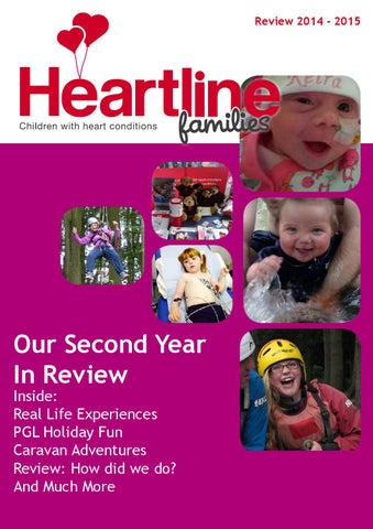 Heartline Families winter 2016 review