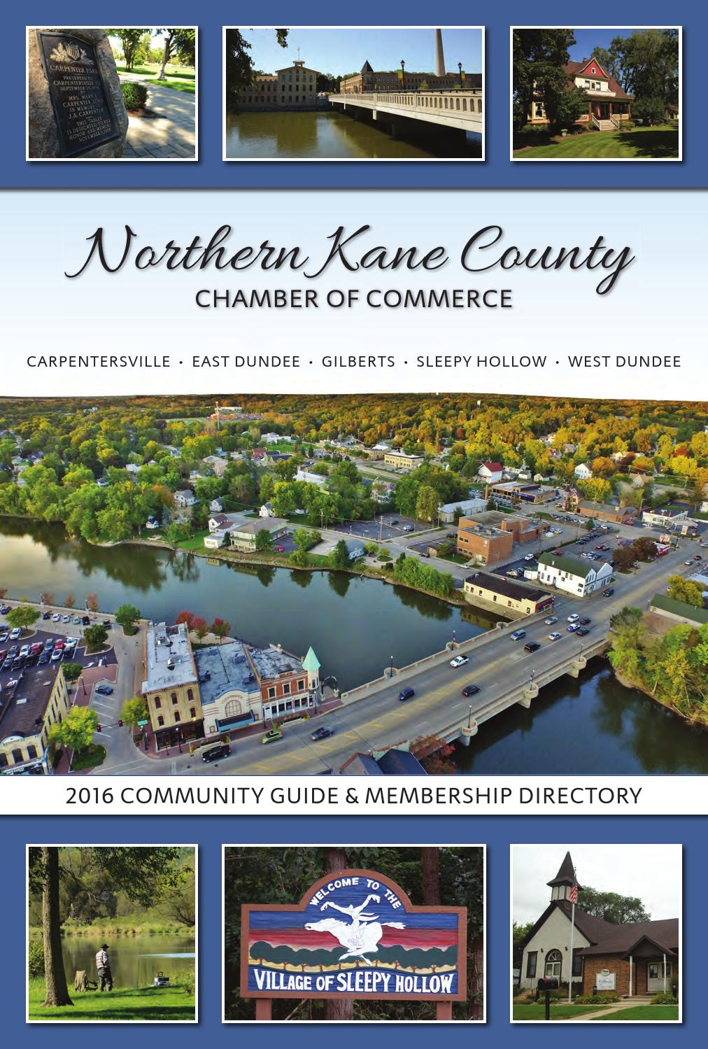 Illinois kane county carpentersville - Northern Kane County Il Chamber Profile By Town Square Publications Llc Issuu