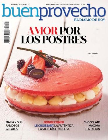 Buenprovecho By Grupo Editorial Altamirano Issuu