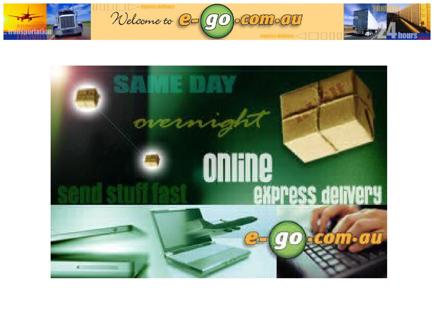 Avail the Best Courier Services in Australia by E-go - issuu
