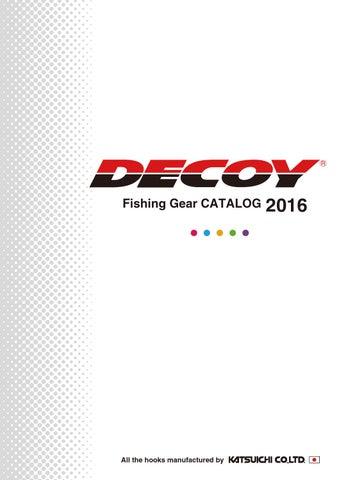 Decoy DS-5 Sinker Type Bullet Size 9 grams 0049