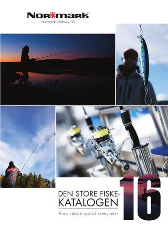 778e78d7b Den Store Fiskekatalogen 2016 by Normark Norway AS - issuu