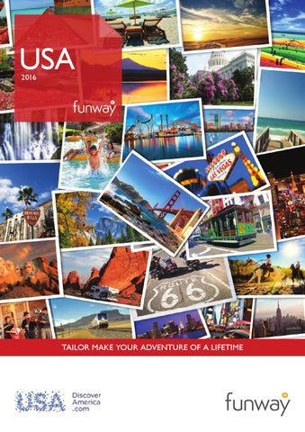 USA 2016 by Funway Holidays - issuu