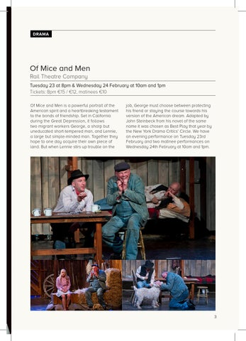 the story of the strong bond between friends in of mice and men a novel by john steinbeck They are very strong men to have  of mice and men, by john steinbeck,  so for those that are looking for a short yet interesting story, of mice and men would be.