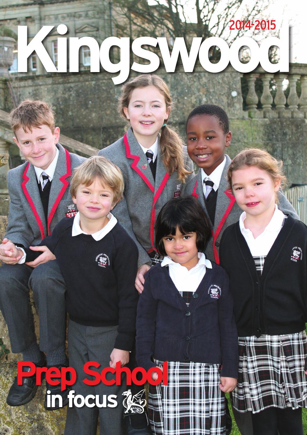 kingswood prep school magazine 201415 by kingswood school