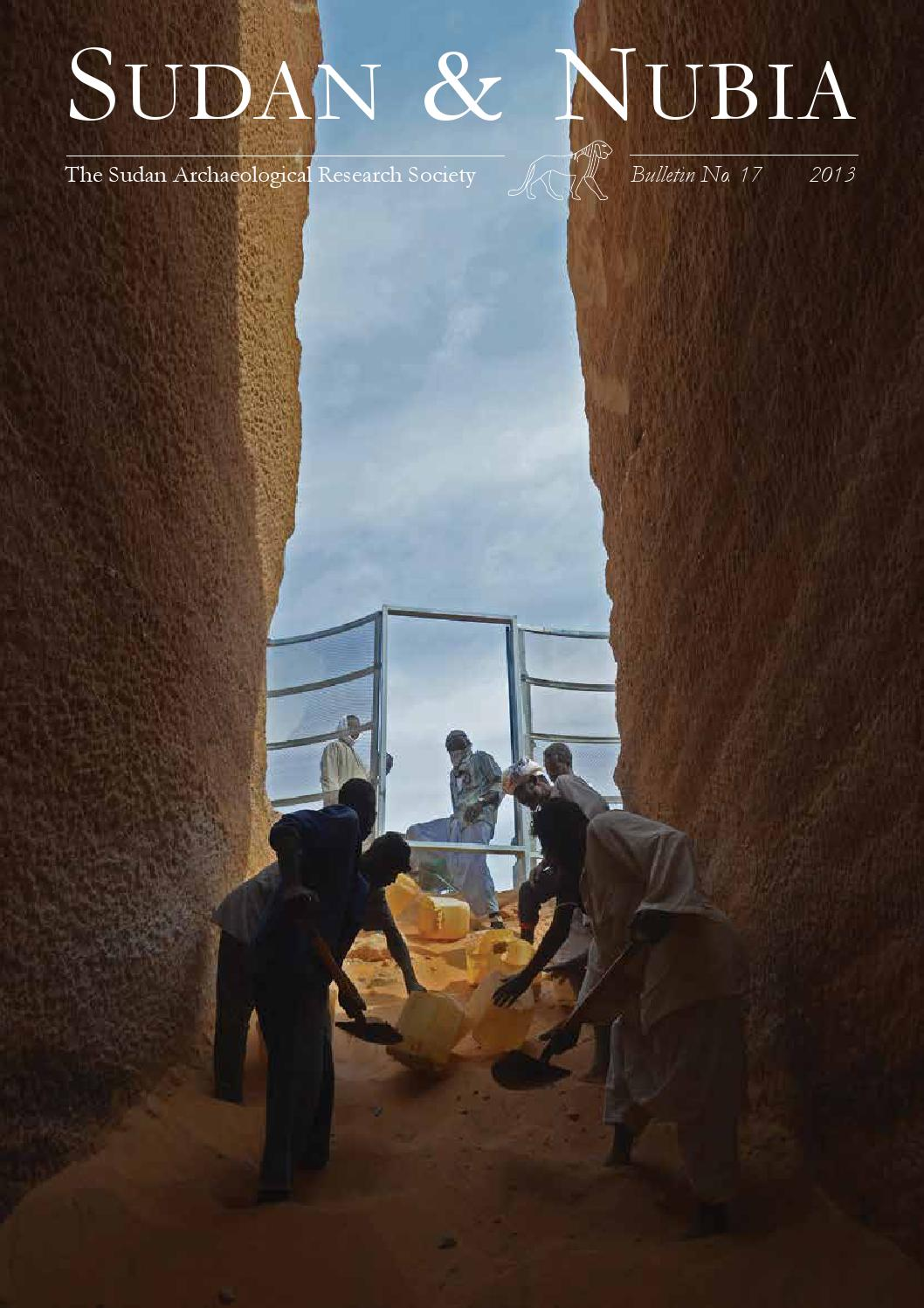 A Third Season of Rescue Excavations in the Meroitic Cemetery at ...