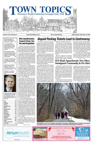 34f80bf200c Town Topics Newspaper February 10, 2016 by Witherspoon Media Group ...