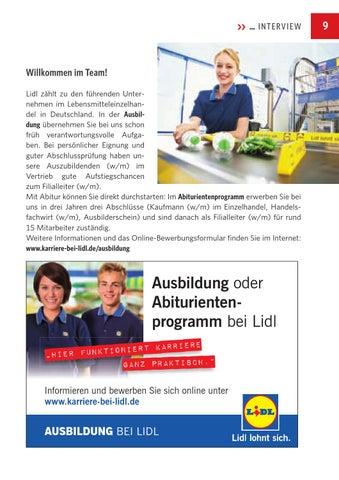 page 9 - Lidl Online Bewerbung