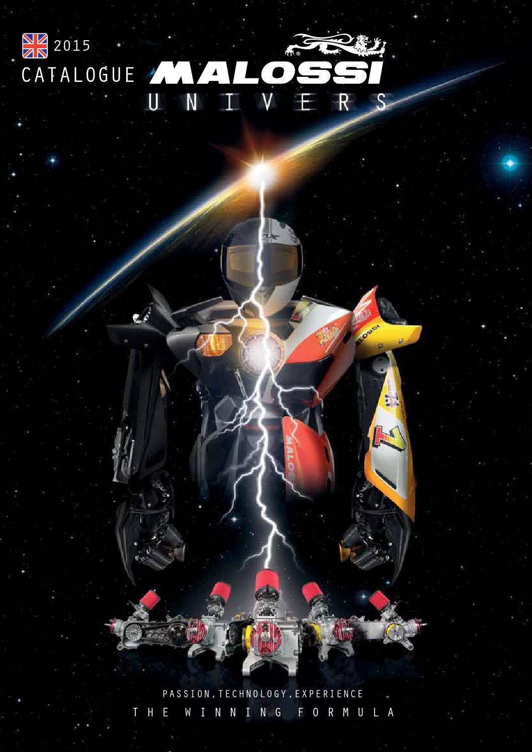 Malossi Universe 2015 English By Ve Uk Issuu Racing Exhaust Vespa Lx S Lxv Primavera 946 Sprint 150ie 3v