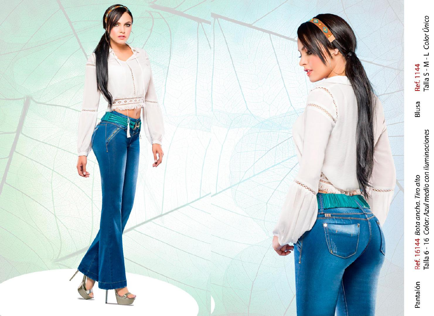 DIV Catálogo Jeans Levantacola by newkjeans - Issuu