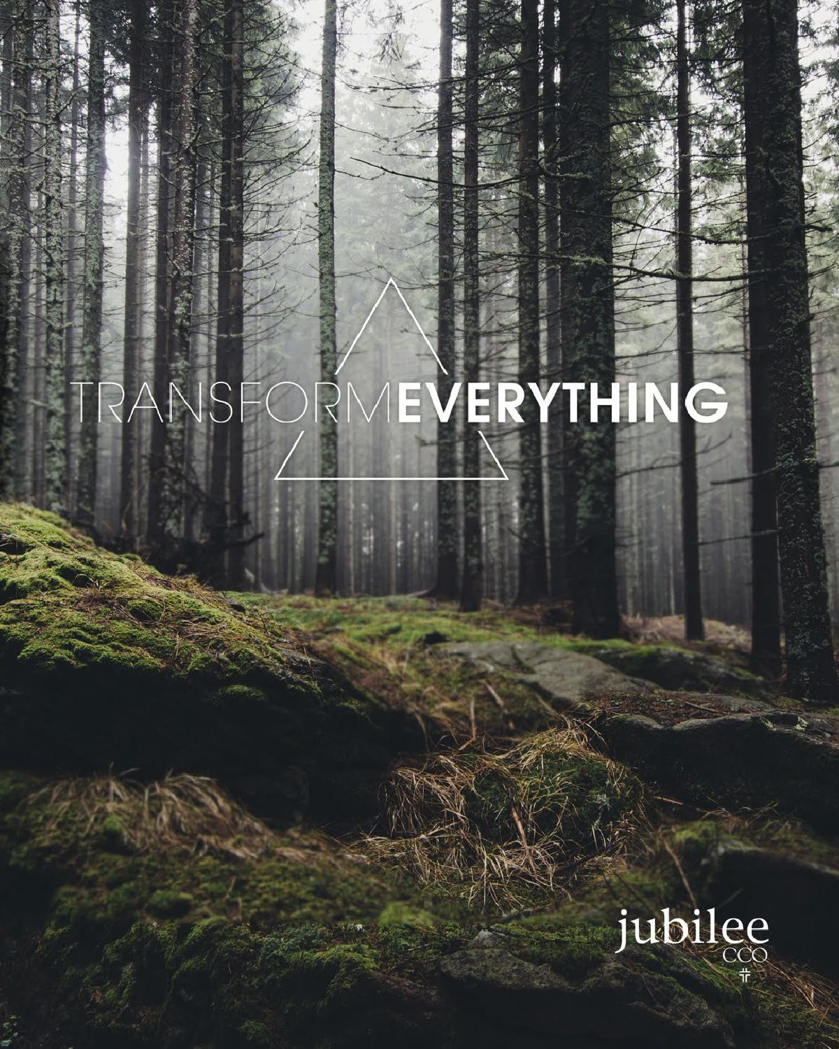 2016 jubilee conference program book by cco coalition for