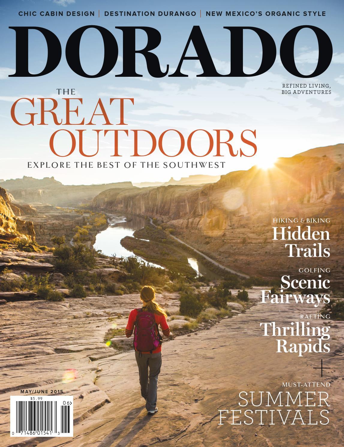 Dorado Magazine - May June 2015 by Ballantine Communications - issuu a073c40500ca2