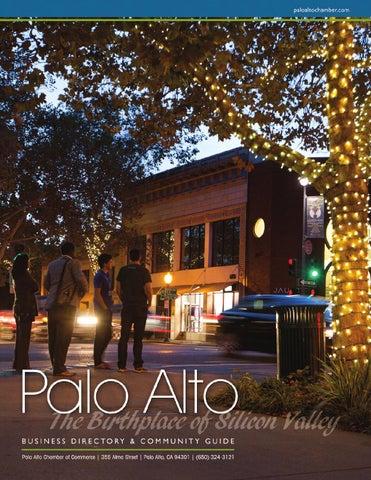 Palo Alto, CA Community Profile by Townsquare Publications