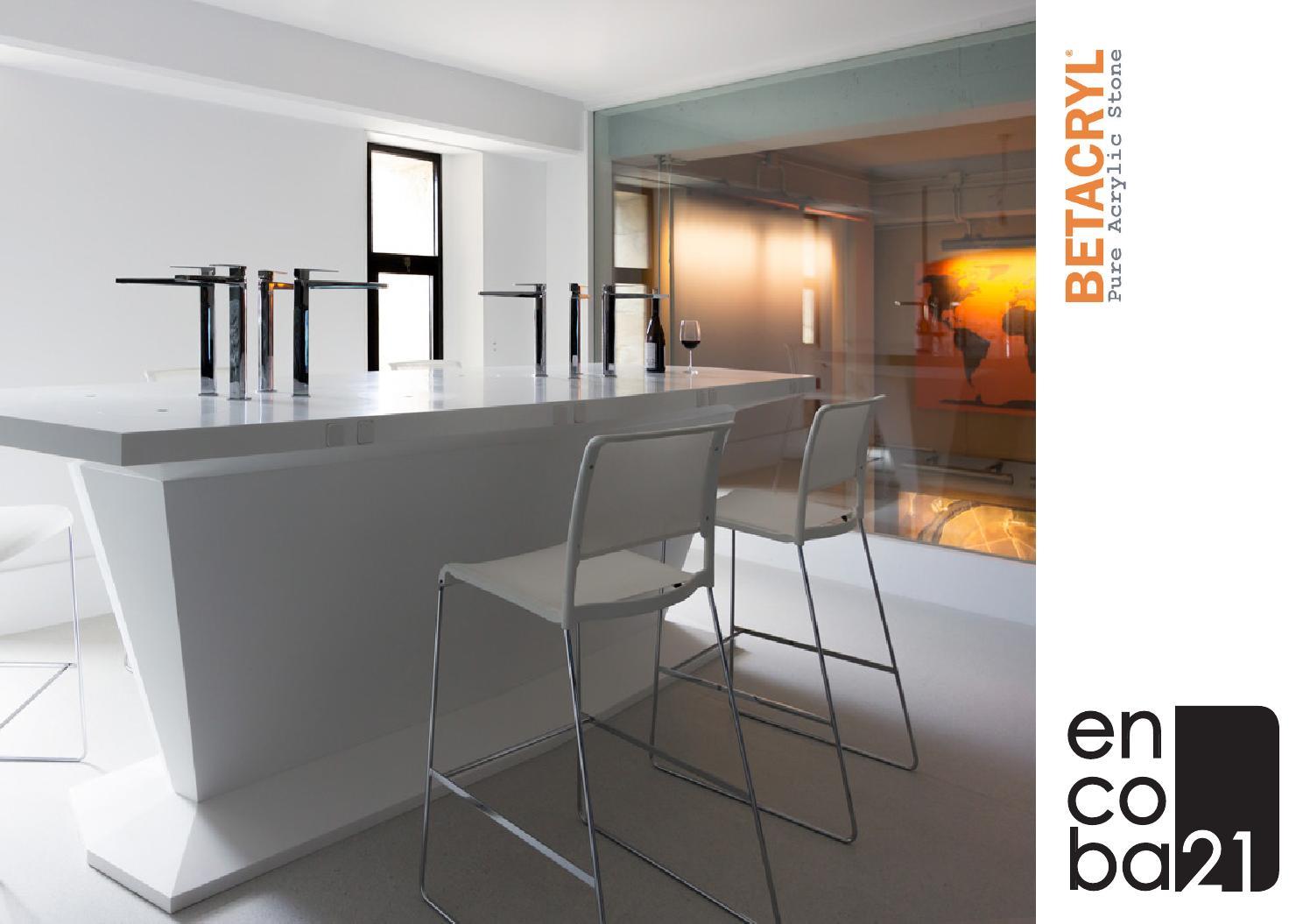 Betacryl Pure Acrylic Stone presentación encoba21 by encoba21 - issuu