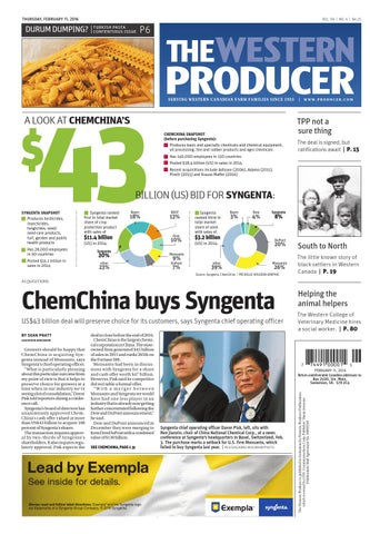 The Western Producer February 11 2016 By The Western Producer