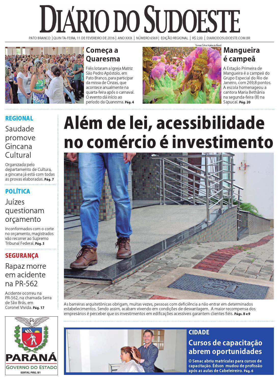 Diário do sudoeste 11 de fevereiro de 2015 ed 6569 by Diário do Sudoeste -  issuu aa687351fc87d