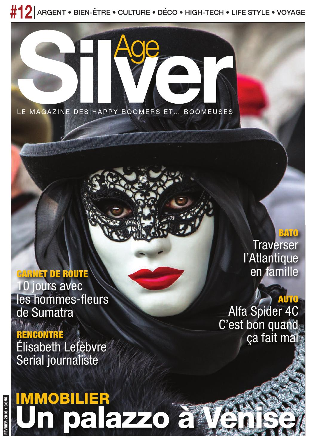 12 Silverage By Issuu By Silverage 12 q34L5ARj