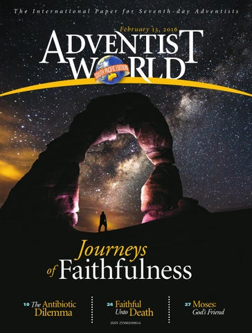 Adventist World February 13 2016 By Adventist Record Issuu