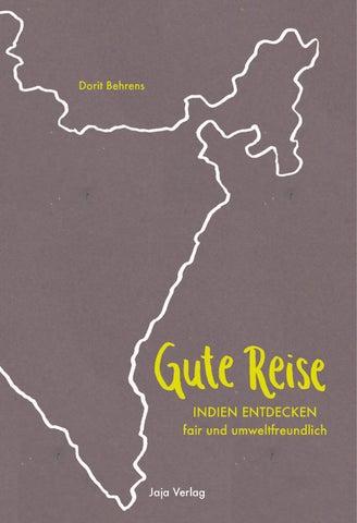 Leseprobe Gute Reise By Jaja Verlag Issuu