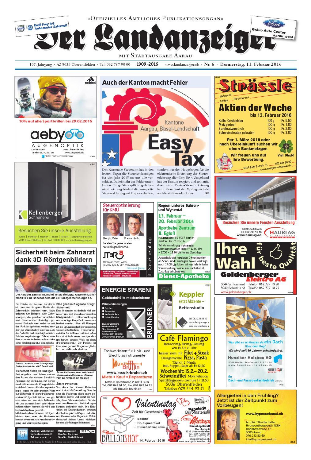 Der Landanzeiger 0616 by ZT Medien AG issuu