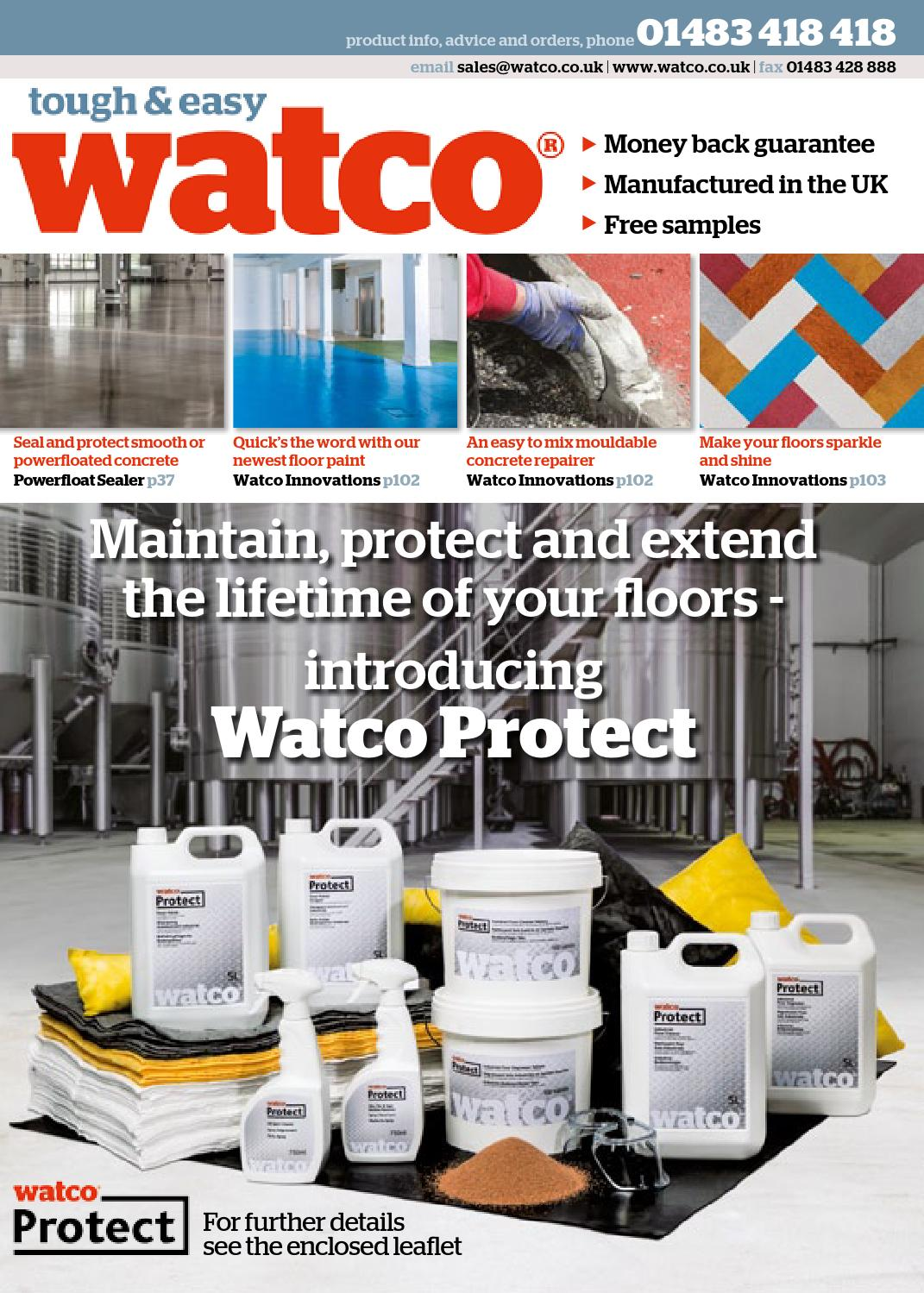 Watco by Jet Digital Media Ltd - issuu