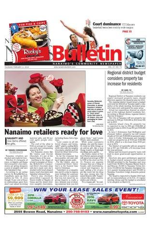 Bathmaster Nanaimo nanaimo news bulletin, february 18, 2016black press - issuu