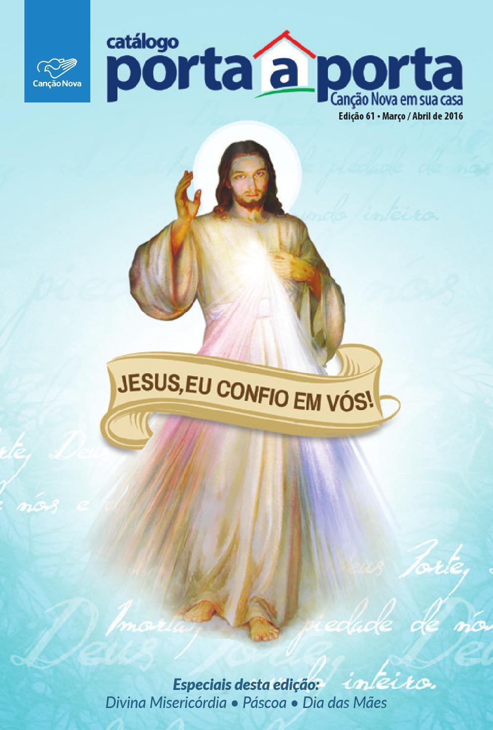 0c1bf43d176d4 Catálogo Porta a Porta Edição 61 by Porta a Porta Canção Nova - issuu