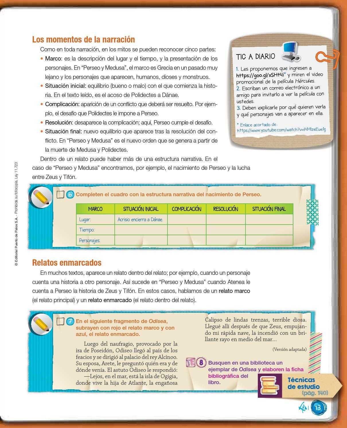 Practicasdellenguaje6 cap 1 by Macmillan Publishers S.A. - issuu