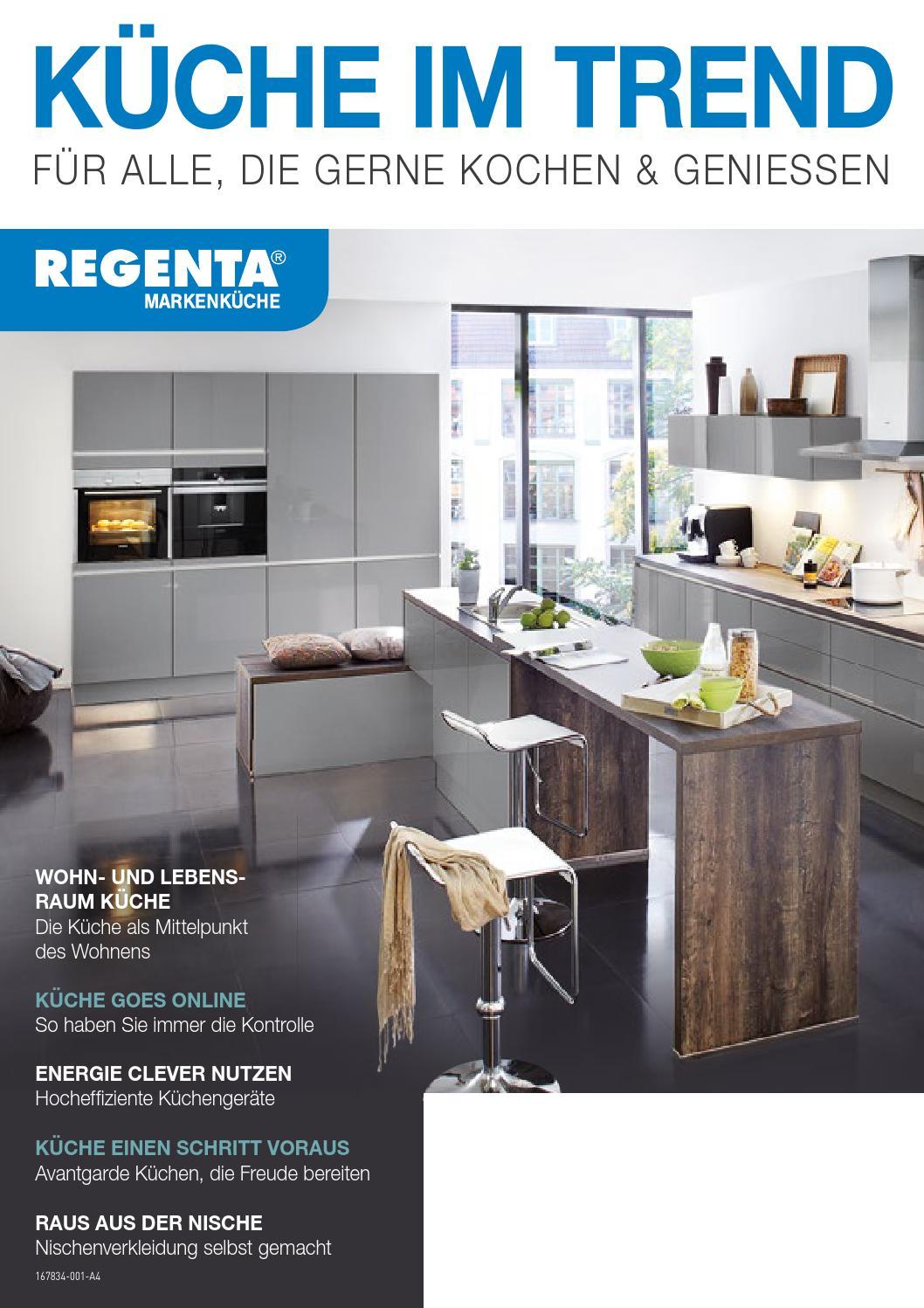 Regenta Küchen Magazin by Europa Möbel-Verbund GmbH - issuu
