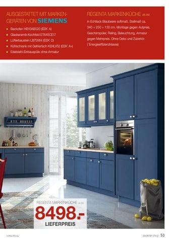 Regenta Küchen Magazin by Europa Möbel Verbund GmbH issuu