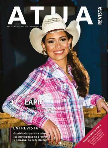 Revista Atua – Junho 2010 by Revista Atua - issuu 81347ee51ee