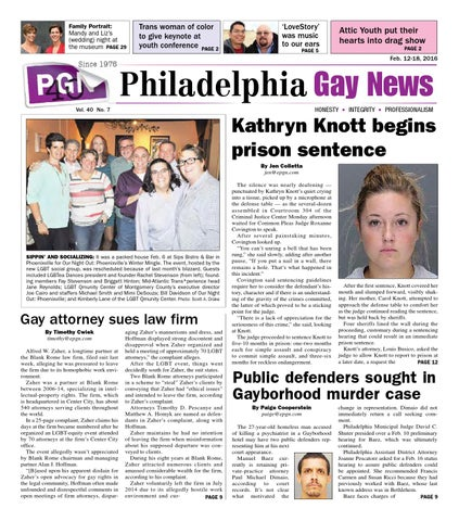 966f3383 PGN May 6 - 12, 2016 by The Philadelphia Gay News - issuu
