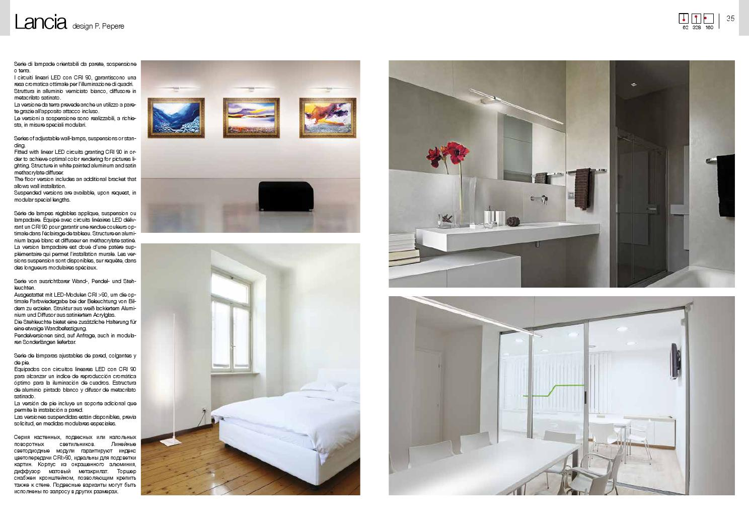 Letto lampade camera da letto design lampade da parete design