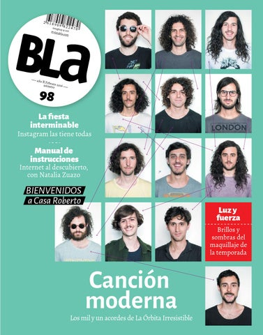 Bla 98 by Editorial BLa - issuu fd41dc70e28