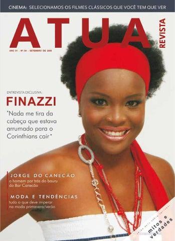 2fbb5f467e Revista Atua – Setembro 2008 by Revista Atua - issuu