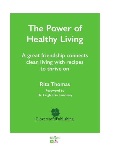 The Power Of Healthy Living Interiors By Clovercroft Publishing