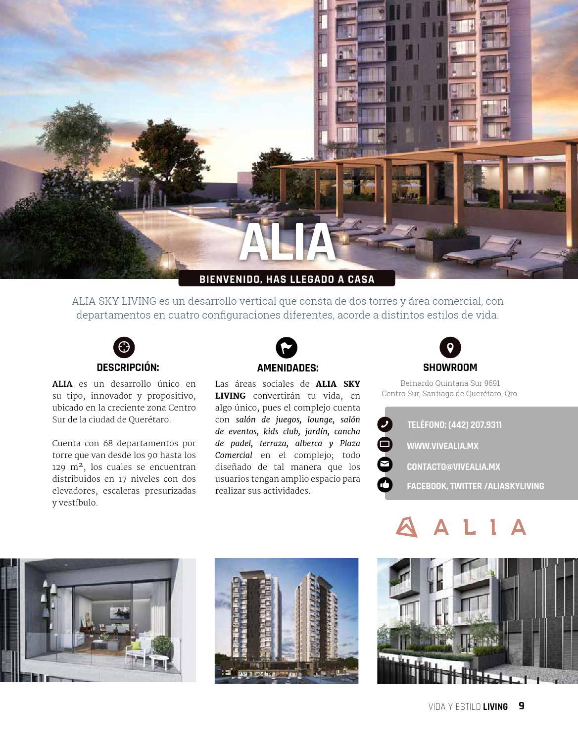 Living Edición 19 By Guia Inmobiliaria Vida Y Estilo Issuu
