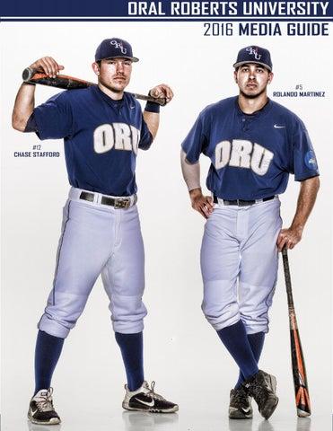 2016 ORU Baseball Media Guide by ORU Athletics - issuu a7f14c21a