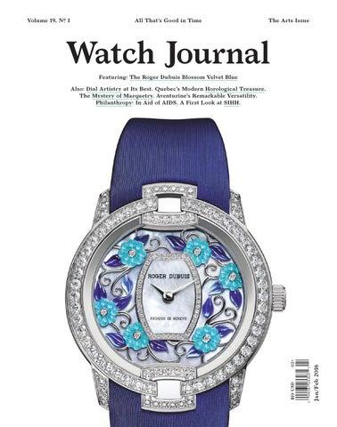 3d38b9e62c5 Watch Journal January February 2016 by Watch Journal - issuu