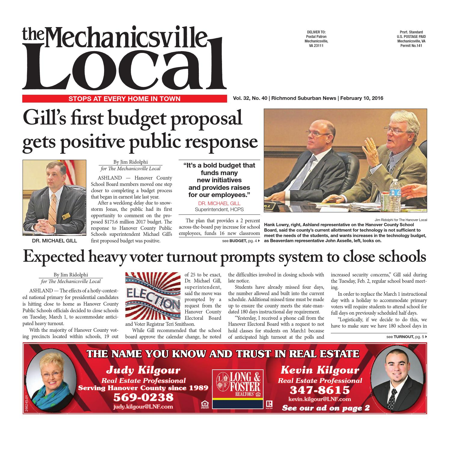 02 10 16 by the mechanicsville local issuu