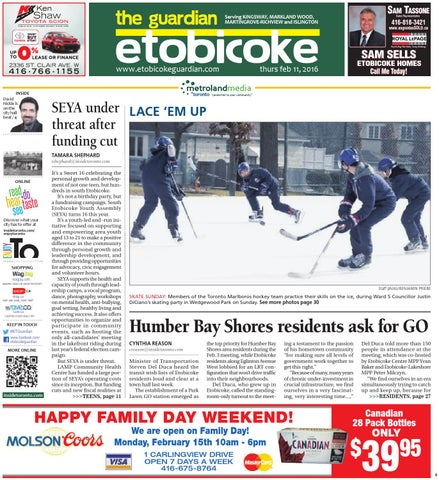 February 11 Central By The Etobicoke Guardian Issuu