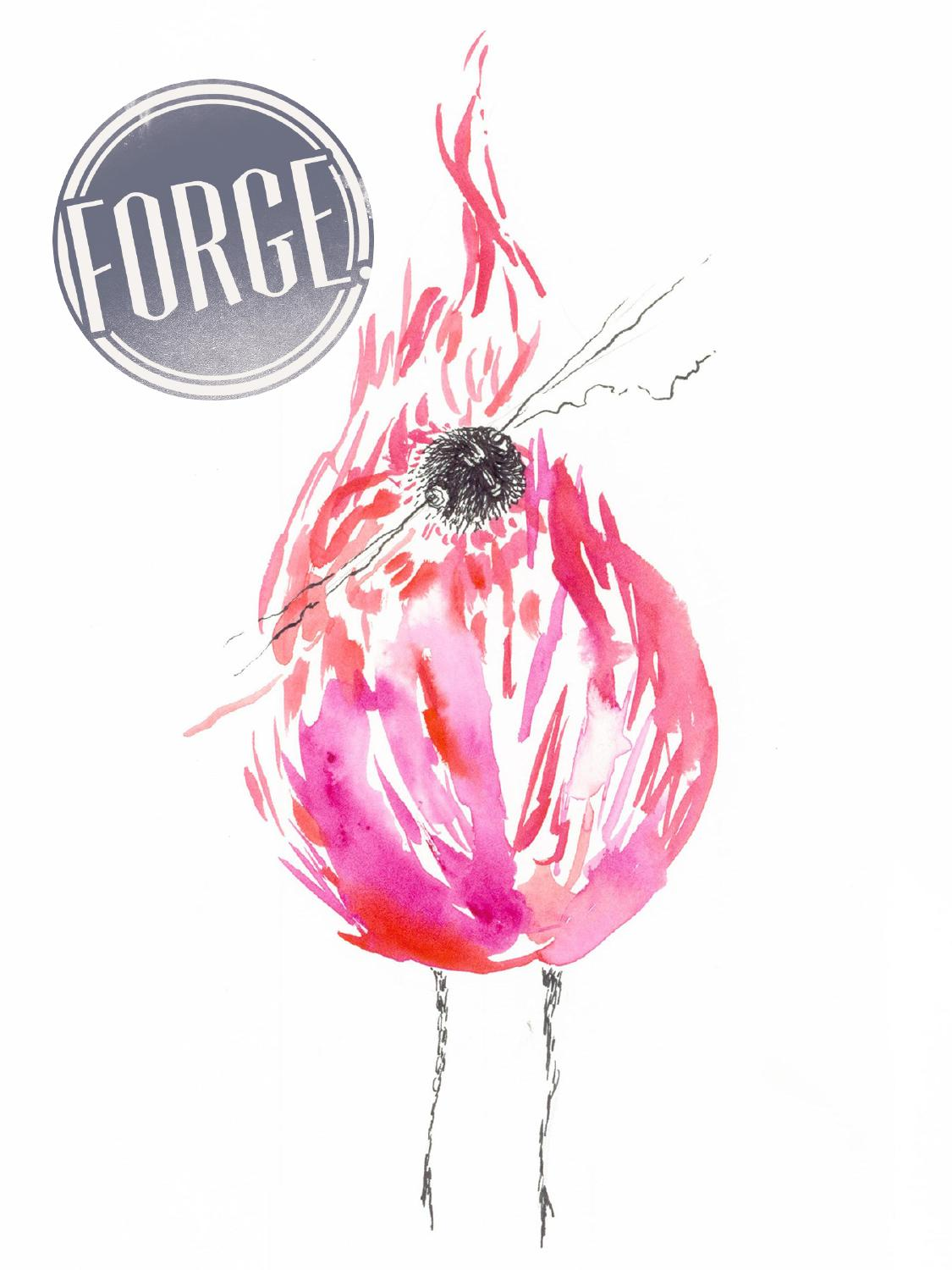 FORGE. Issue 10: Growth by FORGE. Art Magazine - issuu