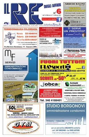 wholesale dealer 16399 f6325 IL RE DEGLI AFFARI NR° 06 2016 by Il Re degli Affari - issuu