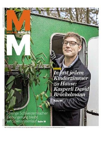Migros magazin 09 2015 d lu by Migros-Genossenschafts-Bund - issuu